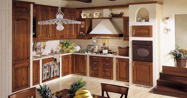 Cocina rustica pretil estufa empotrada horno separado - Cocina rustica barata ...