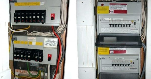 Cost To Replace Fuse Box With Breaker Panel Fuse Box Box Houses Breaker Panel