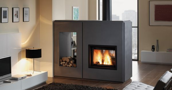 Rocal Double Sided Fireplace Double Sided Fireplaces Pinterest Wood Burner