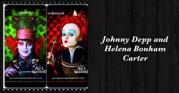 the similarities between Johnny Depp and Helena Bonham ... |Helena Bonham Carter And Johnny Depp Relationship
