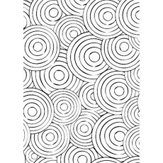 Top 20 Free Printable Pattern Coloring Pages Online Geometric