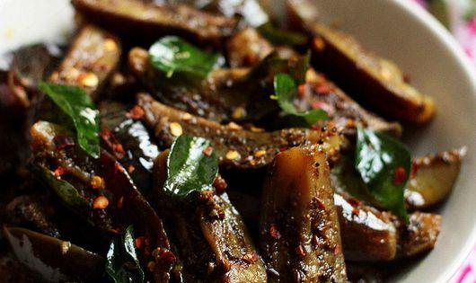 Achari Baingan Recipe | Achari Baingan, Pickling Spices and Pickling