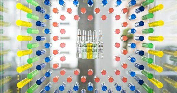 babor fluids campaign by dfrost hamburg germany retail design blog visual merchandising. Black Bedroom Furniture Sets. Home Design Ideas