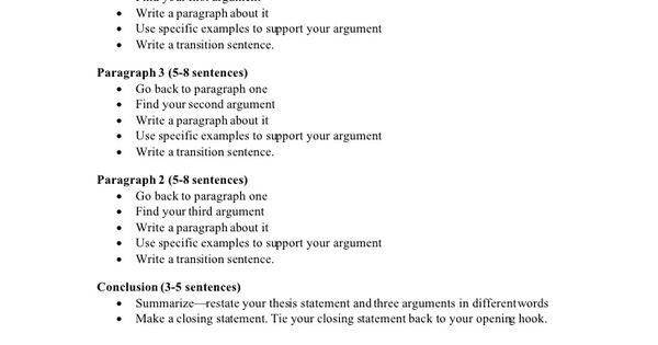 Persuasive essay helper introduction examples