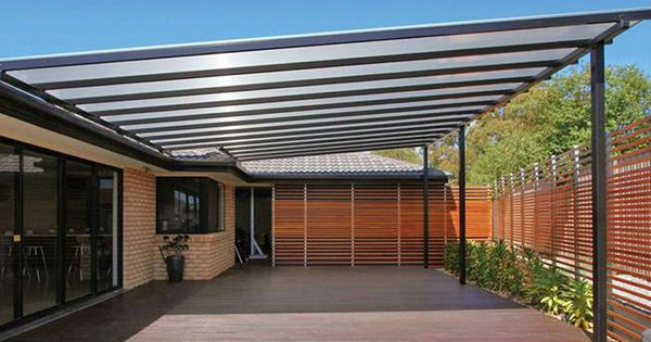Best Polycarbonate Roof With Steel Frame Cool Patio Cover 640 x 480