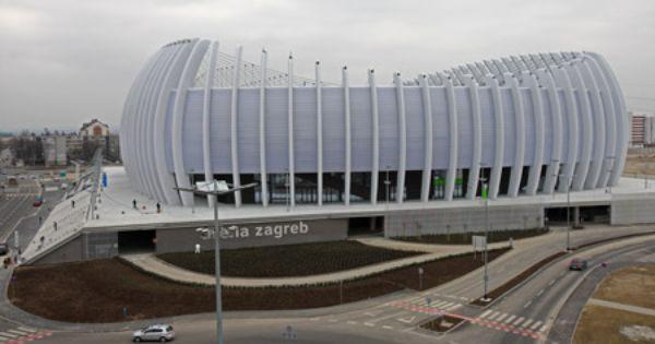 Arena Zagreb Google Search Zagreb World Architecture Festival Arena