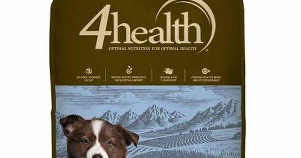 Find 4health Grain Free Puppy Dog Food 30 Lb Bag In The Dog Food