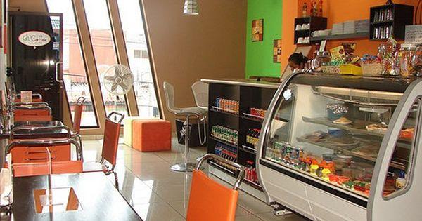 Dise O Y Decoraci N De Cafeter As Peque As El Atelier