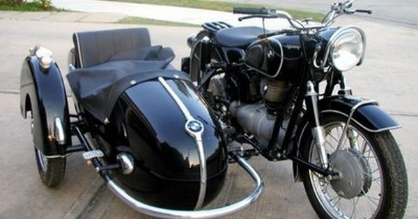 old motorcycles with sidecars | all the things i adore | pinterest