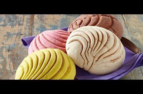 Como hacer conchas pan dulce panes dulces pinterest - Como hacer conchas finas ...