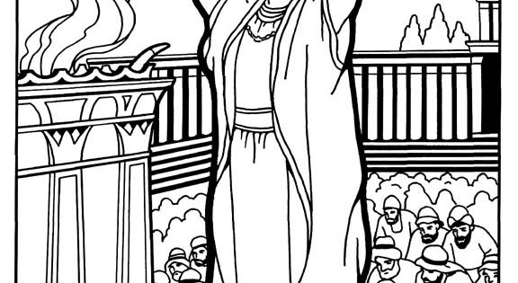 Solomon build the temple pages coloring pages for Building the temple coloring pages
