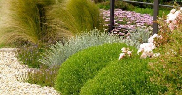 jardin de bord de mer en bretagne landscapes cie jardin et exterieurs pinterest. Black Bedroom Furniture Sets. Home Design Ideas