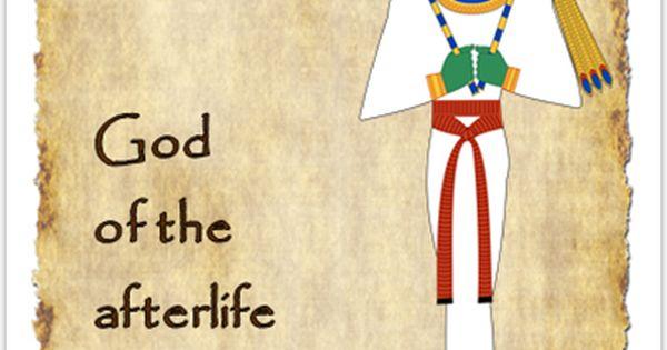 Ancient Egyptian Gods Treetop