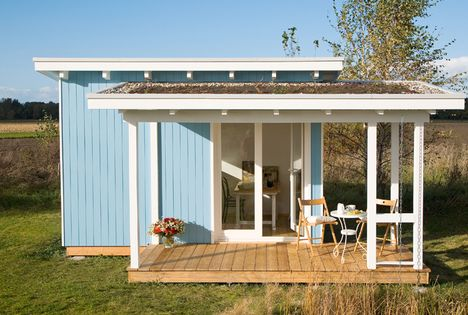 gartenhaus selber bauen quelle http heimwerkerlexikon. Black Bedroom Furniture Sets. Home Design Ideas