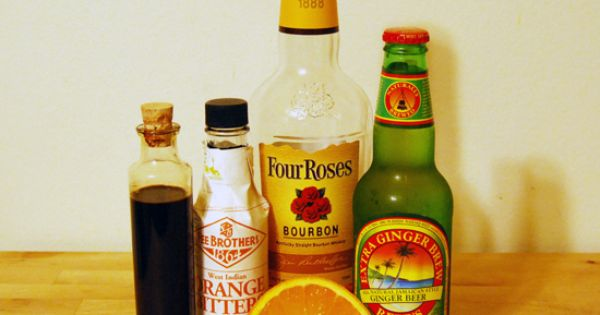 Ginger Citrus Cooler | Spirits_Cocktails | Pinterest | Coolers and ...