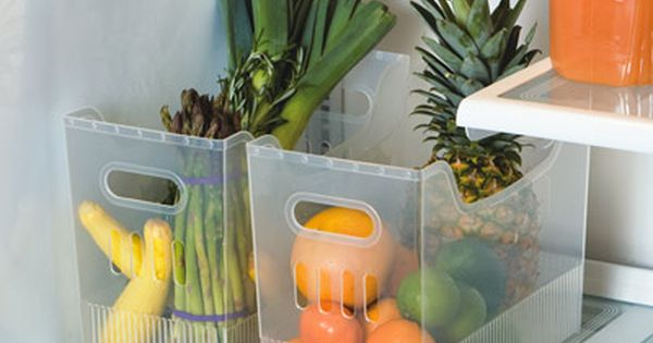 Fridge storage organize ideas tips
