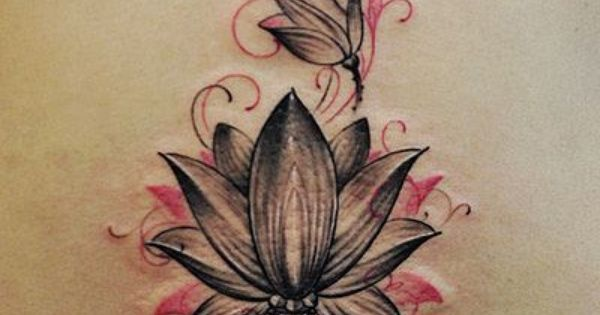 Flores Chic Tattoo