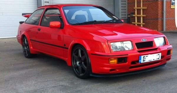 Ford Sierra Cosworth 3 Door 1987 With Genuine Rs500 Parts Ebay Ford Sierra Ford Classic Cars Ford