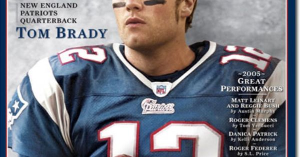 "Sports Illustrated cover Tom Brady voted ""Sportsman of the Year"" Brady Patriots"