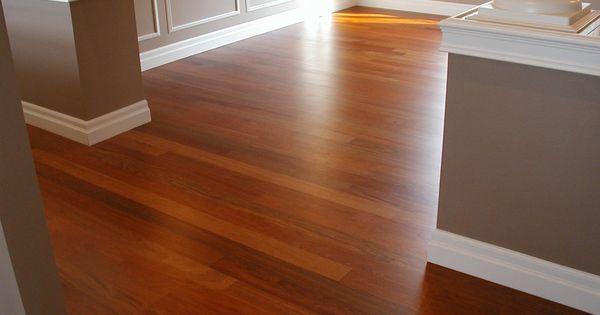 Brazilian cherry floors in kitchen help choosing harwood for Laminate floor colors choose