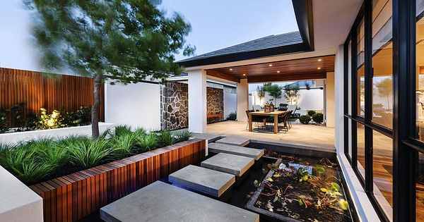 Backyard / Azumi By Webb & Brown-Neaves