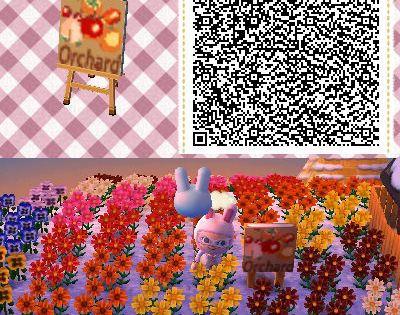 orchard sign animal crossingnew leaf qr code requested