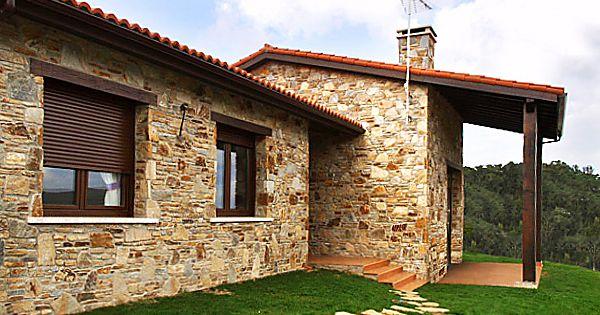 Casas en piedra imagui finquitas pinterest piedra for Casas prefabricadas piedra