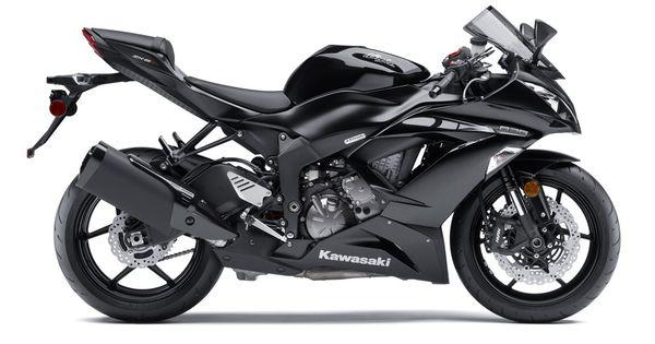 ~2013 Kawasaki Ninja ZX6R