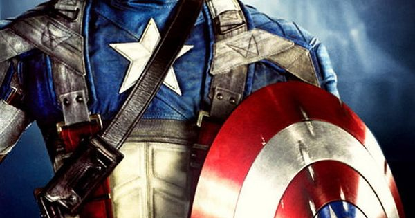 Capitan America! Im in LOVE