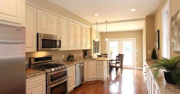 Kitchen Row House Design Rowhouse Kitchen Ideas