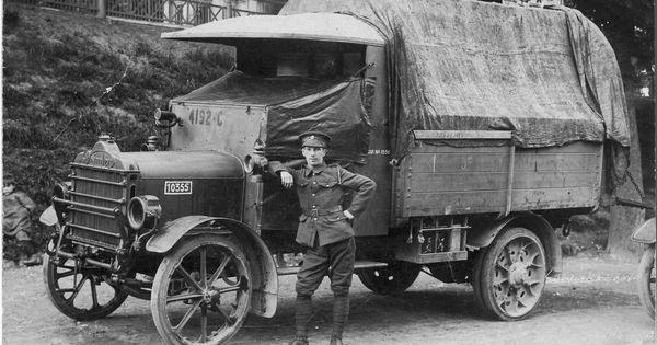 Ww1 Trucks Google Search 1914 Pinterest Wwi