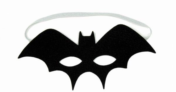 Masque de chauve souris le justicier jeux omar pinterest - Masque chauve souris a imprimer ...