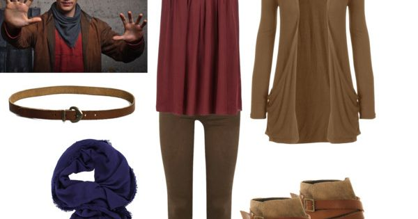 Merlin by foxesandlattes on Polyvore
