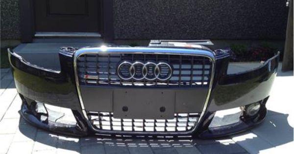 For Sale Audi A4 B7 Front Bumper S Line Front Grill Fog G Audi A4 B7 Audi Audi A4