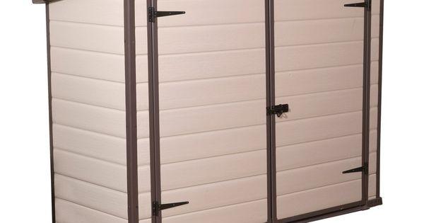 bike more universalbox f r fahrr der m lltonnen und sonstiges 2 fahrr der und bis zu f r 3. Black Bedroom Furniture Sets. Home Design Ideas