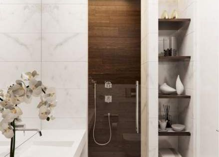 Bathroom Shower Tile Design Nooks 51 Ideas For 2019 Bathroom Design Small Master Bathroom Master Bathroom Makeover Modern Bathroom