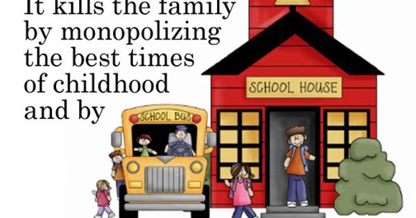 essay about unschooling What are some of the unschooling pros and cons determining this information is the first step on the path to making a decision about whether or not to unschool your.