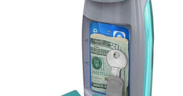 Ooooh good idea!!! I want it! Contigo AUTOSEAL Kangaroo Water Bottle with