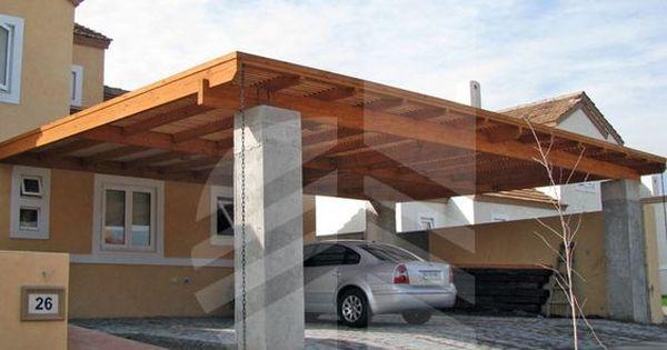 Garage exterior pergola minimalista buscar con google arquitectura pinterest car ports - Pergolas para garajes ...
