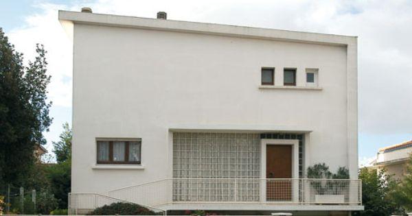 Villa architecture royan 1950 11 royan ann es 50 for Architecture annees 50
