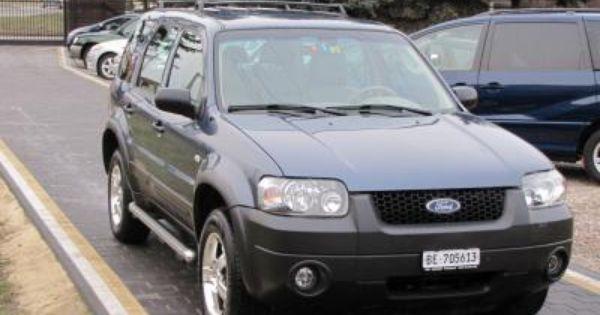 Ford Maverick 2 3 16v Sprowadzony 5971376555 Oficjalne Archiwum Allegro Suv Car Suv Car