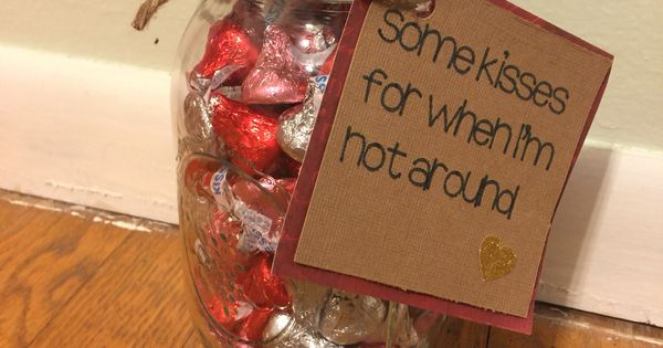 Some Kisses For When I M Not Around Lets Get Crafty