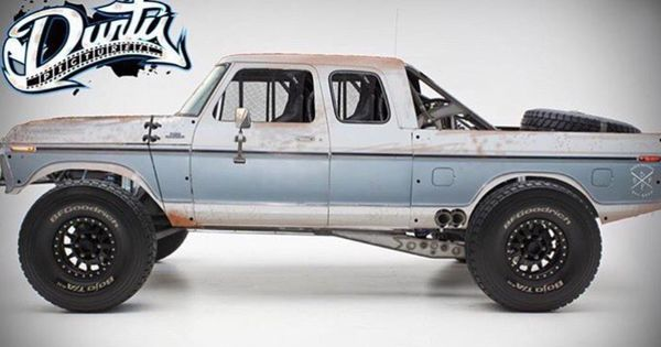 Ford Trophy Truck   ford   Pinterest   Trophy truck, Ford ...