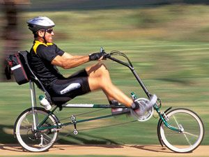 10 Brilliant Redesigns For The Bicycle Recumbent Bicycle Bicycle Design Bicycle