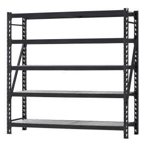 steel shelving garage storage shelves