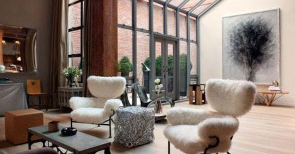 un loft design par steven volpe à san francisco decodesign, Innenarchitektur ideen