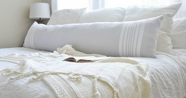 Extra Long Decorative Lumbar Pillow : DIY Extra Long Lumbar Pillow