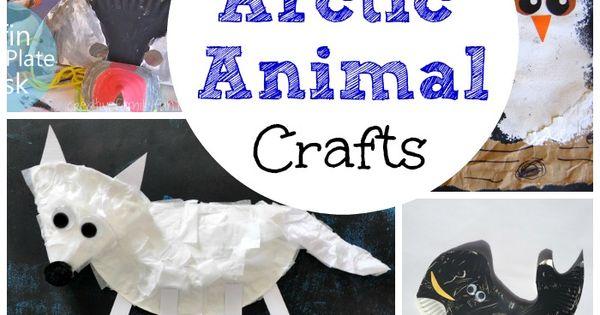 Antarctic Animals Crafts