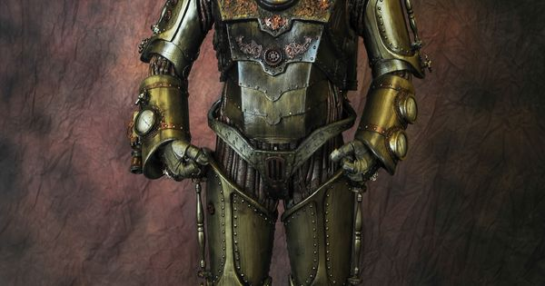 Steampunk Iron Gentleman Cyberman Doctor Who costume at ...