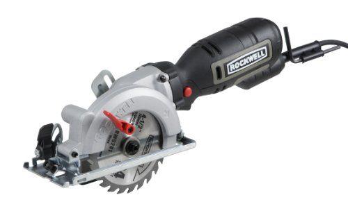 Rockwell Rk3441k Compact Circular Saw Kit Compact Circular Saw Mini Circular Saw Best Circular Saw